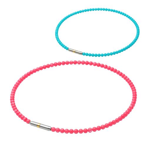 Phiten ファイテン RAKUWAネック メタックス クリスタルタッチ 45cm ネックレス(METAX)(カラー選択式)
