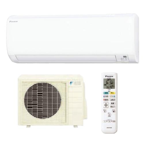 DAIKIN(ダイキン)冷暖エアコン S56WTEP-W(F56WTEPW+R56WEP)ホワイト(Eシリーズ/18畳程度)(ラッピング不可)