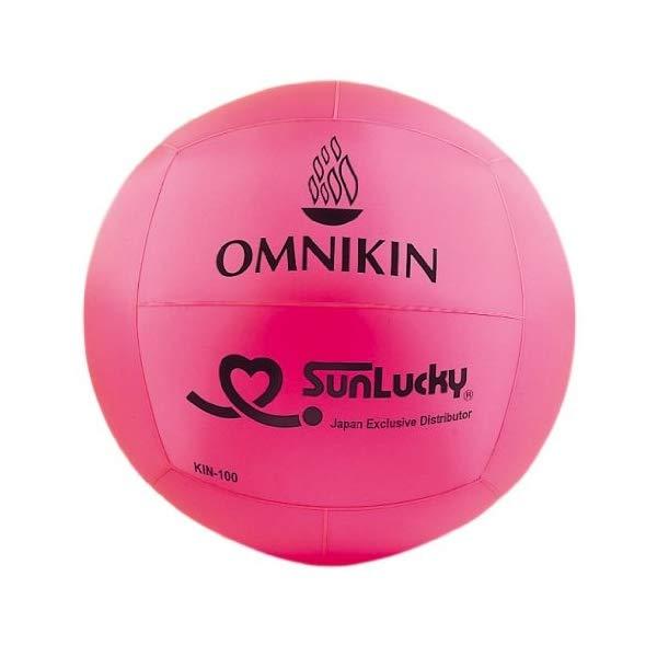 サンラッキー キンボール KIN-100P 公式大会仕様球 SUNLUCKY ニュースポーツ 室内競技 レクレーション レクリエーション(ラッピング不可)