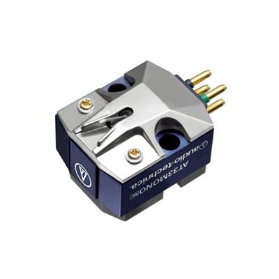 オーディオテクニカ MC型(ムービングコイル)モノラルカートリッジ AT33MONO [アナログアクセサリー][audio-technica]