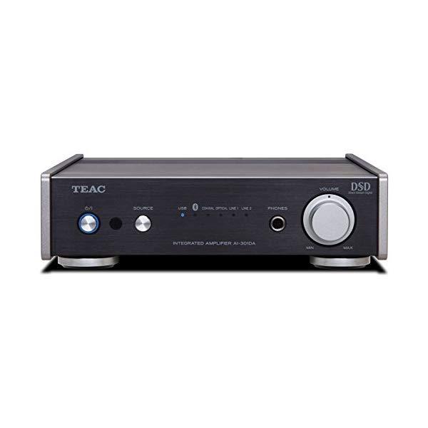TEAC ティアック USB DAC/ステレオプリメインアンプ ブラック AI-301DA-SP/B 【ラッピング不可】