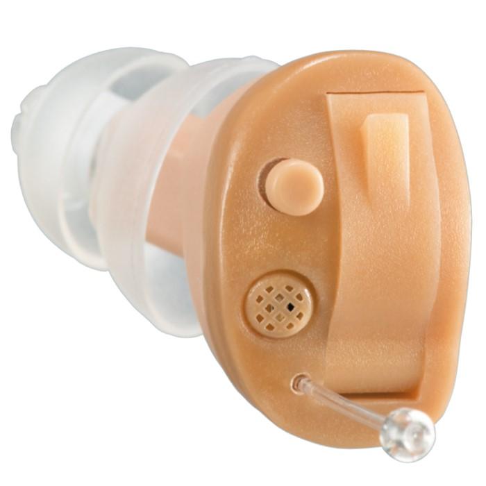 補聴器 電池 pr41 対応 耳穴式補聴器 OHS-D21R 右耳用 クリスマスプレゼント 祖父 祖母 片耳 オンキヨー 非課税(軽度から中程度難聴対応)