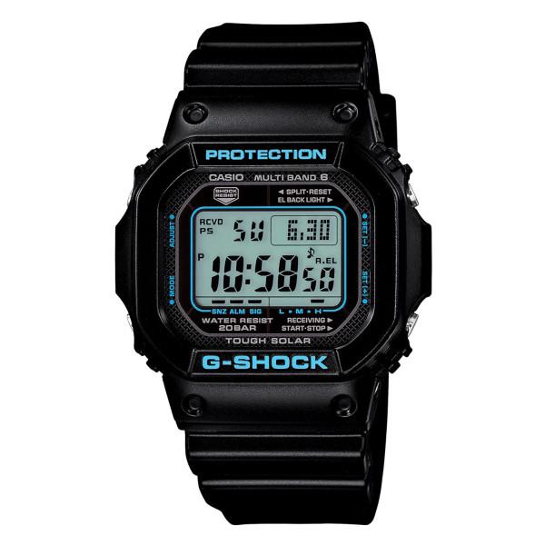 ※欠品中:納期8月上旬予定【国内正規品】 CASIO(カシオ) 【腕時計】 GW-M5610BA-1JF[GWM5610BA1JF] G-SHOCK[Gショック] [BLUE ACCENT BASICシリーズ] 【デジタル メンズ】