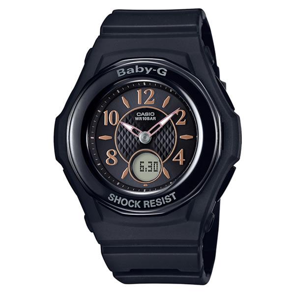 【国内正規品】 CASIO(カシオ) 【腕時計】 BGA-1050B-1BJF BABY-G[ベビーG][BGA1050B1BJF] 【タフソーラー 電波 アナデジ 樹脂バンド レディース】