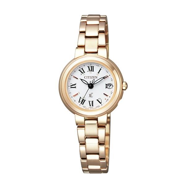 【国内正規品】 CITIZEN(シチズン) 【腕時計】 ES9003-55A xC[クロスシー][ES900355A] 【ワールドタイム電波時計 ステンレスバンド ハッピーフライト】
