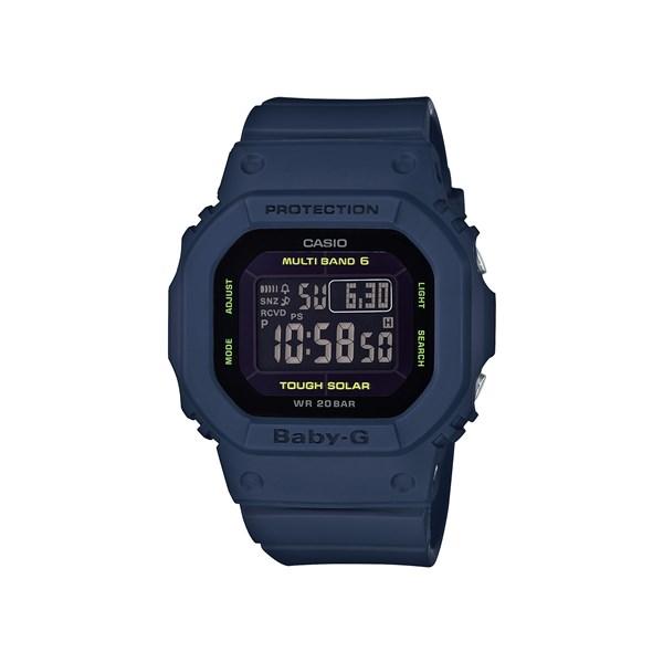 【国内正規品】[カシオ]CASIO 腕時計 BGD-5000-2JF BABY-G[ベビーG] [BGD50002JF]【BGD-5000色追加】【樹脂バンド 電波 タフソーラー デジタル レディース】
