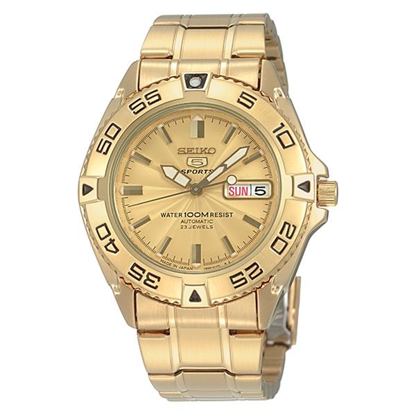 【正規逆輸入品】[海外セイコー]SEIKO 腕時計 SNZB26J1(SNZB26JC) SEIKO5 セイコー5 メンズ【ステンレスバンド 自動巻き アナログ表示】