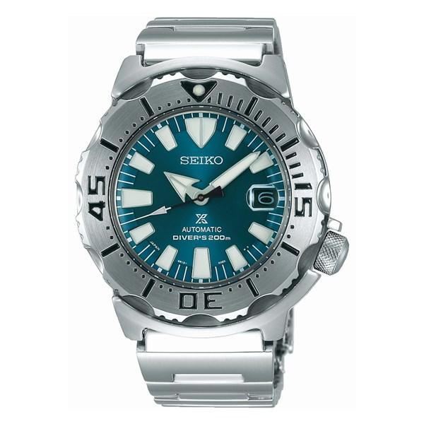 (国内正規品)(セイコー)SEIKO 腕時計 SZSC005 (プロスペックス)PROSPEX メンズ ネット流通限定(ステンレスバンド 自動巻き アナログ表示)(オンライン限定)