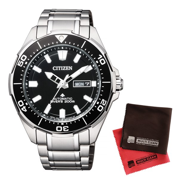 (セット)(国内正規品)(シチズン)CITIZEN 腕時計 NY0070-83E (プロマスター)PROMASTER メンズ メカニカル&クロス2枚セット(チタンバンド 自動巻き アナログ表示)