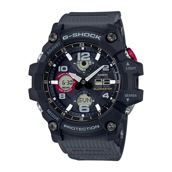 (国内正規品)(カシオ)CASIO アナデジ) 腕時計 GWG-100-1A8JF 腕時計 (ジーショック)G-SHOCK メンズ 電波ソーラー マッドマスター(樹脂バンド 電波ソーラー アナデジ), カー用品のピックアップショップ:4830ee33 --- fooddim.club