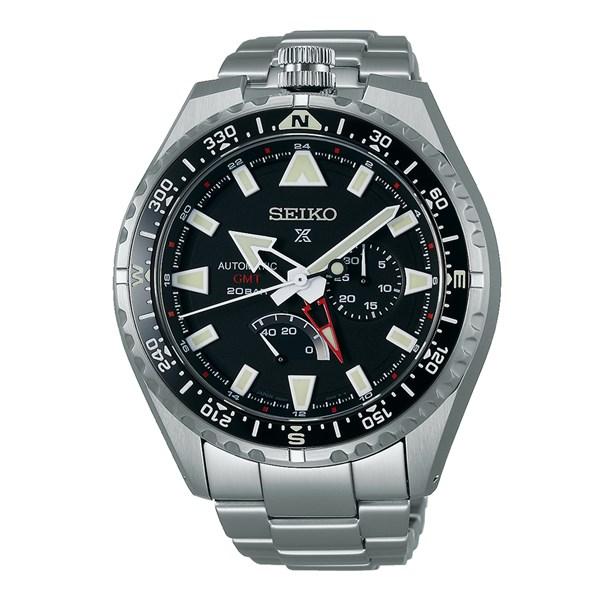 (国内正規品)(セイコー)SEIKO 腕時計 SBEJ001 (プロスペックス)PROSPEX メンズ ランドマスター(ステンレスバンド 自動巻き 多針アナログ)