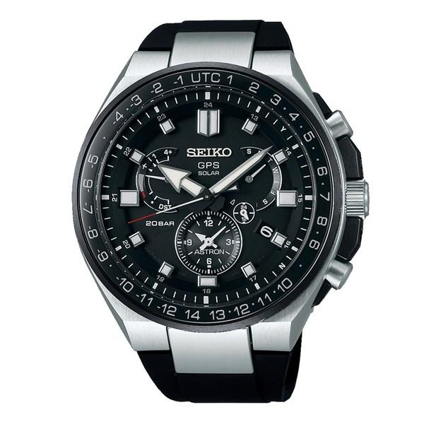 (国内正規品)(セイコー)SEIKO 腕時計 SBXB169 (アストロン)ASTRON メンズ(シリコンバンド ソーラー電波 多針アナログ)