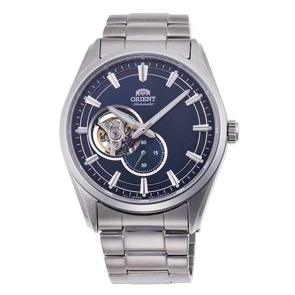 【国内正規品】(オリエント)ORIENT 腕時計 RN-AR0002L (コンテンポラリー)CONTEMPORARY メンズ セミスケルトン(ステンレスバンド 自動巻き(手巻き付) 多針アナログ)