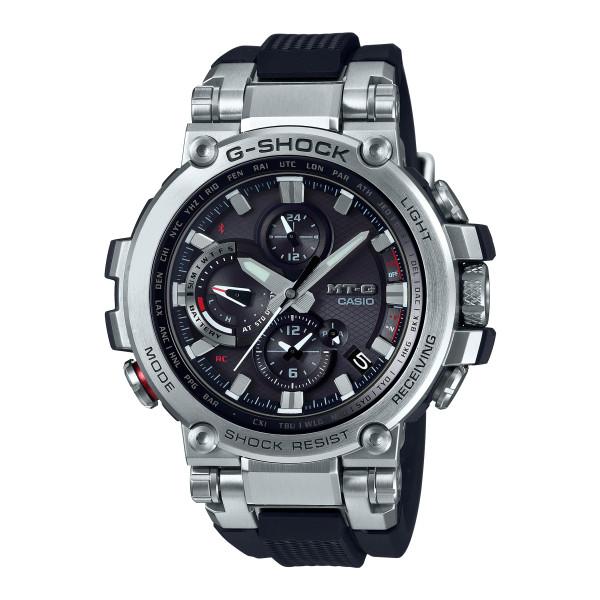 (国内正規品)(カシオ)CASIO 腕時計 MTG-B1000-1AJF (ジーショック)G-SHOCK メンズ MT-G(樹脂バンド 電波ソーラー 多針アナログ)