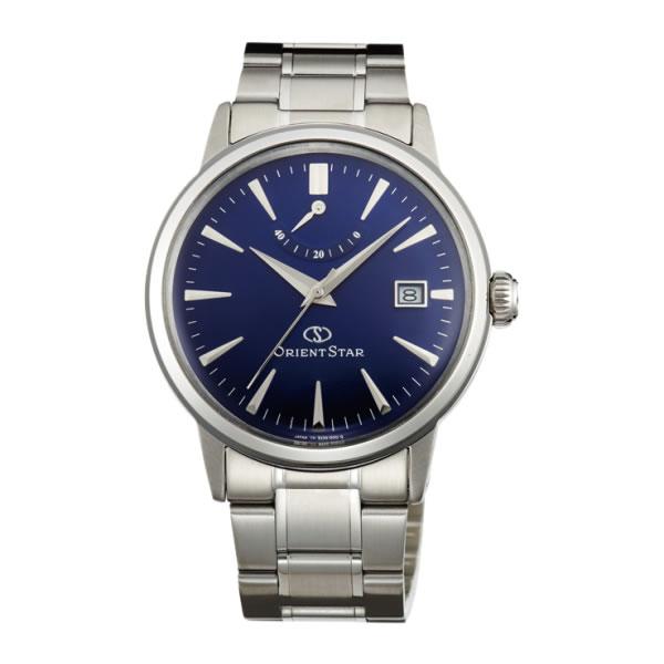 【国内正規品】ORIENT[オリエント] 腕時計 WZ0371EL Orient Star[オリエントスター]【Classic クラシック】【オートマチック パワーリザーブ 機械式 自動巻き(手巻付) アナログ ステンレスバンド 日本製 メンズ】