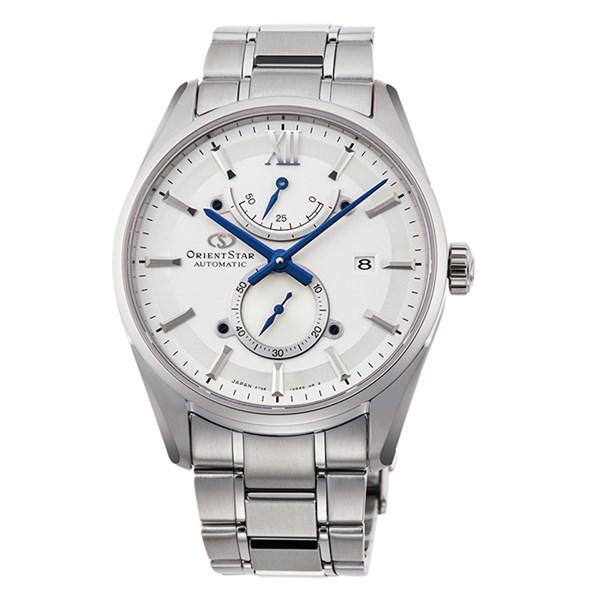 (国内正規品)(オリエントスター)ORIENTSTAR 腕時計 RK-HK0001S コンテンポラリー メンズ スリムデイト(ステンレスバンド 自動巻き(手巻付) 多針アナログ)