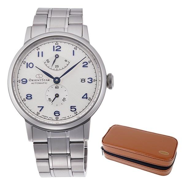 (時計ケースセット)(国内正規品)(オリエントスター)ORIENTSTAR 腕時計 RK-AW0002S クラシック メンズ レディース ヘリテージゴシック(ステンレスバンド 自動巻き(手巻付) 多針アナログ)
