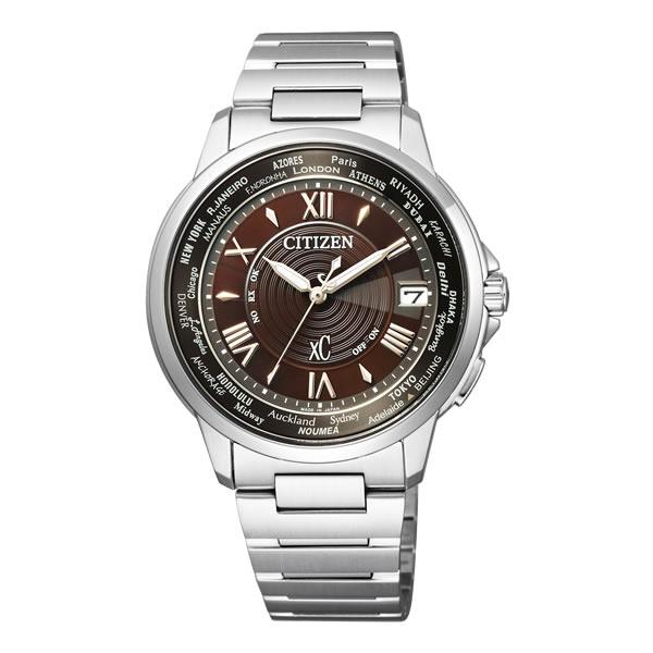(国内正規品)(シチズン)CITIZEN 腕時計 CB1020-71X (クロスシー)xC メンズ ペアモデル ステンレスライン 限定(ステンレスバンド ソーラー電波 アナログ)