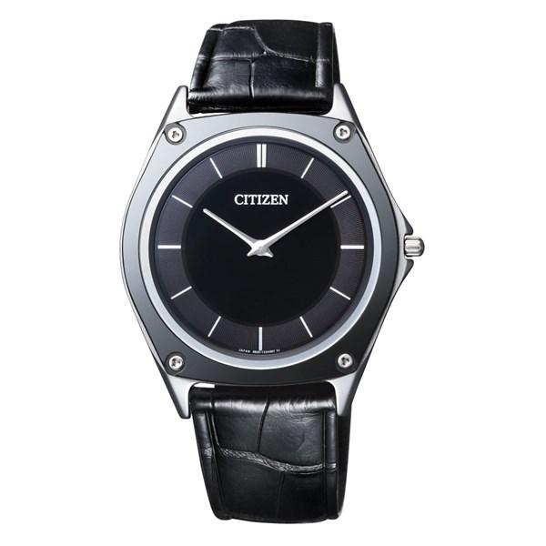 ※高額品のため代引不可※(国内正規品)(シチズン)CITIZEN 腕時計 AR5044-03E エコ・ドライブ ワン メンズ 薄型 世界限定モデル(ワニ革バンド ソーラー アナログ)