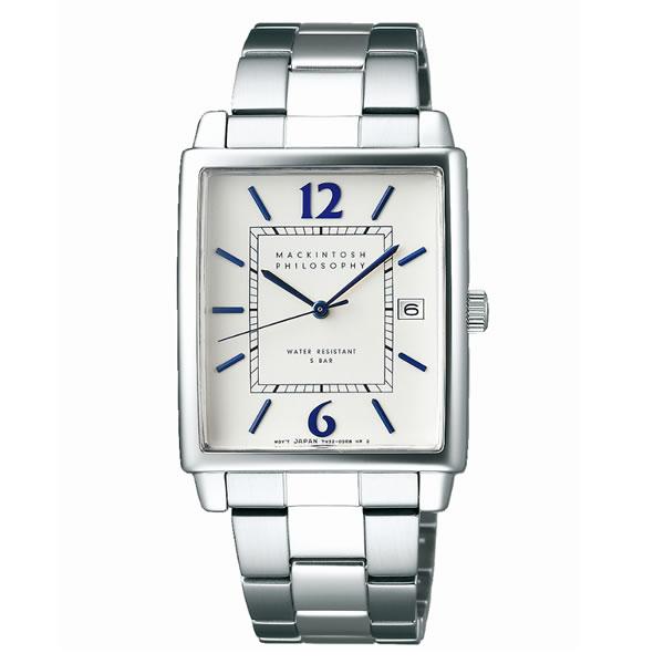 (国内正規品)(セイコー)SEIKO 腕時計 FBZT978 (マッキントッシュ フィロソフィー)MACKINTOSH PHILOSOPHY メンズ(ステンレスバンド クオーツ アナログ)