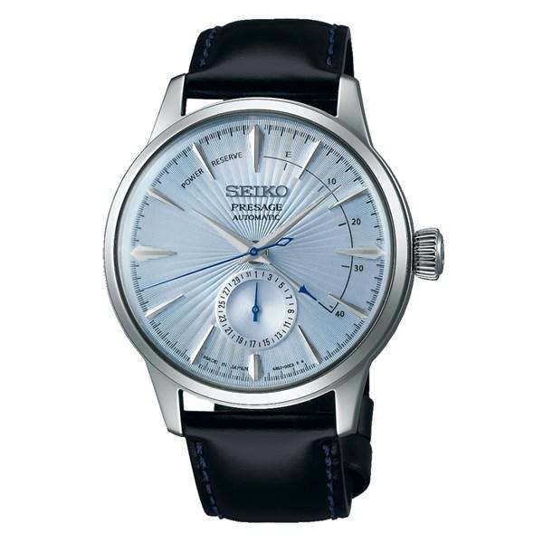(国内正規品)(セイコー)SEIKO 腕時計 SARY131 (プレザージュ)PRESAGE メンズ ベーシックライン(牛革バンド 自動巻き(手巻付) 多針アナログ)