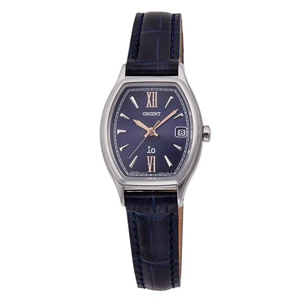 (国内正規品)(オリエント)ORIENT 腕時計 RN-WG0015L iO(イオ) レディース 限定モデル(牛革バンド ソーラー アナログ)