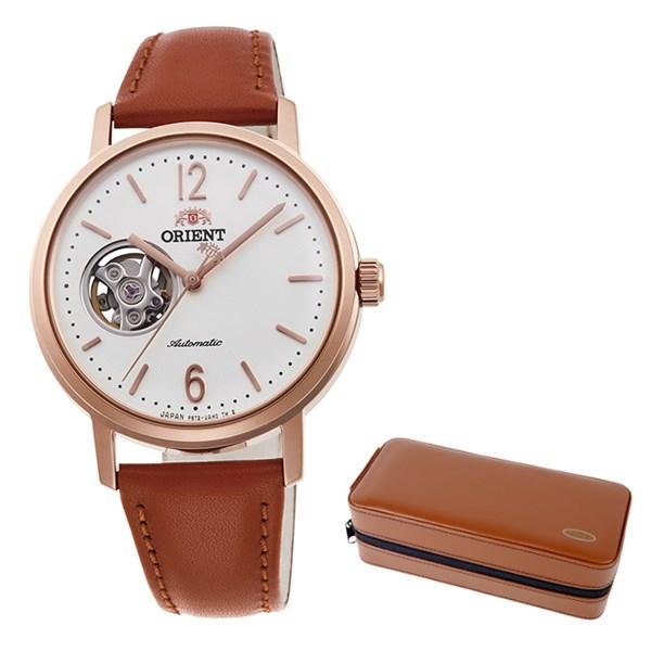 (ケースセット)(国内正規品)(オリエント)ORIENT 腕時計 RN-AG0022S (クラシック)CLASSIC メンズ レディース(牛革 自動巻き(手巻付) アナログ)