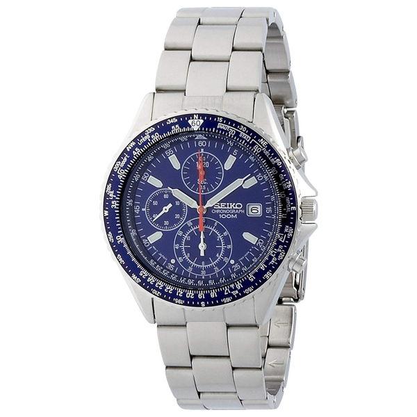 【正規逆輸入品】 SEIKO 海外セイコー【腕時計】 SND255P1(SND255PC) メンズ(4954628585233) ブルー【無料バンド調整可】