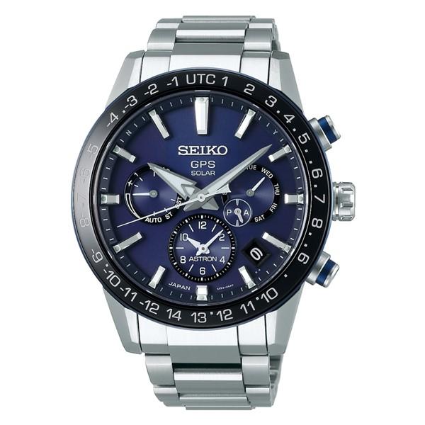 (4月新商品)(4月19日発売予定)(国内正規品)(セイコー)SEIKO 腕時計 SBXC015 (アストロン)ASTRON メンズ(ステンレスバンド GPS電波ソーラー 多針アナログ)