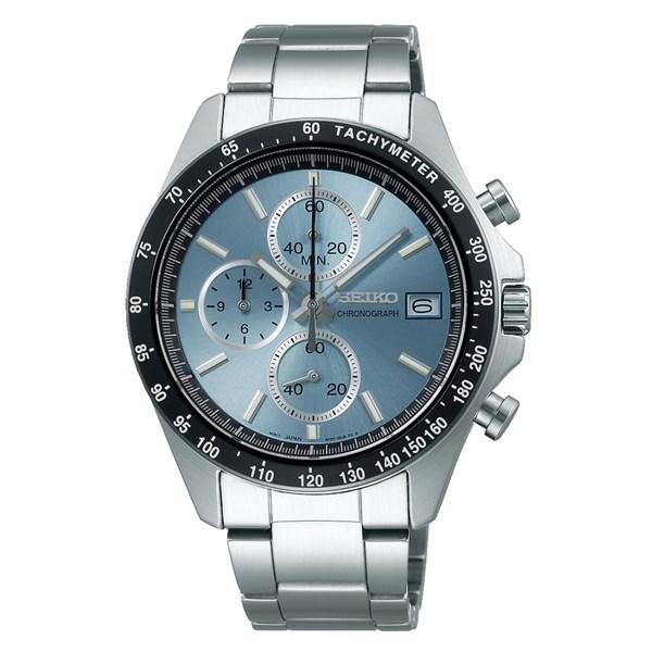 (国内正規品)(セイコー)SEIKO 腕時計 SBTR029 (スピリット)SPIRIT メンズ(ステンレスバンド クオーツ 多針アナログ)