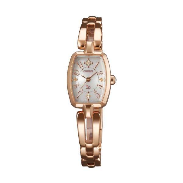 【国内正規品】 ORIENT(オリエント) 【腕時計】 WI0161WD io[イオ] 【Sweet Jewelry スイートジュエリー】【ソーラー 腕時計 レディース ステンレスバンド アナログ】