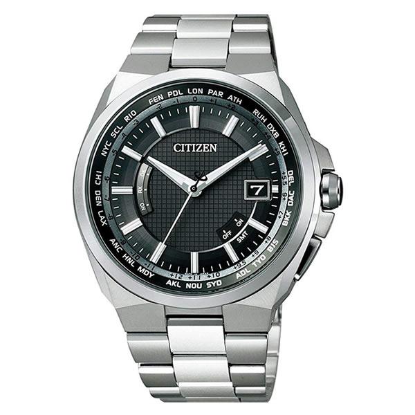 CITIZEN シチズン ATTESA(アテッサ) CB0120-55E [エコ・ドライブ電波時計]【送料無料】【バンド調整キット付!】