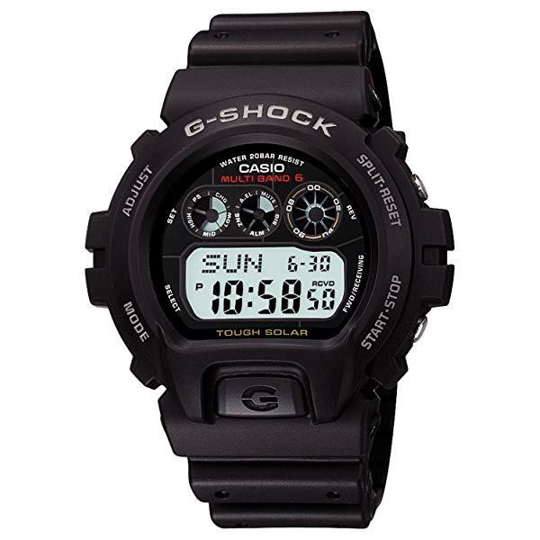 CASIO[カシオ] G-SHOCK[ジーショック] GW-6900-1JF[GW69001JF] マルチバンド6 電波ソーラー【国内正規品】