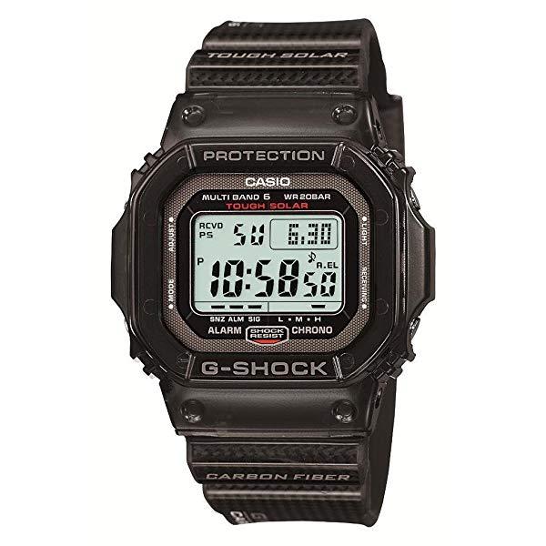 ※欠品中:納期8月上旬予定【国内正規品】 CASIO(カシオ) G-SHOCK[Gショック] GW-S5600-1JF[GWS56001JF] 【腕時計 RMシリーズ 電波ソーラー】