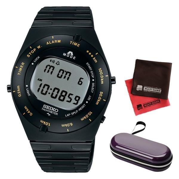(時計ケース・クロスセット)(国内正規品)(セイコー)SEIKO 腕時計 SBJG003 セイコーセレクション メンズ ジウジアーロ・デザイン 限定モデル(ステンレスバンド クオーツ デジタル)
