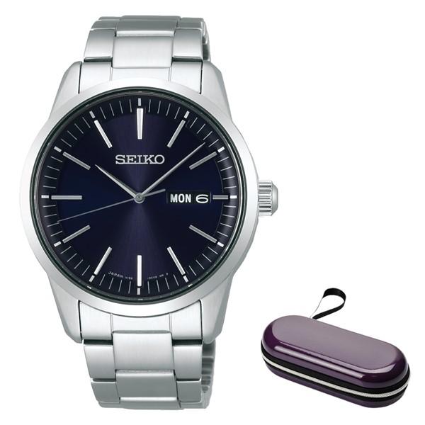 (時計ケースセット)(国内正規品)(セイコー)SEIKO 腕時計 SBPX121 セイコーセレクション メンズ(ステンレスバンド ソーラー アナログ)
