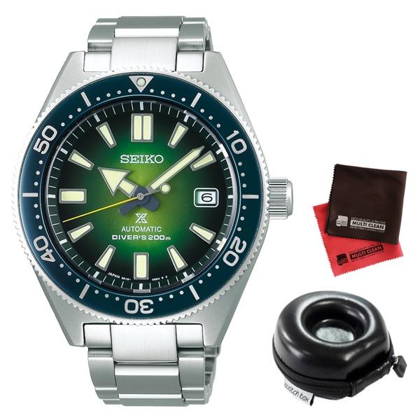 (時計ケース丸型・クロスセット)(国内正規品)(セイコー)SEIKO 腕時計 SBDC077 (プロスペックス)PROSPEX メンズ ヒストリカルコレクション ネット限定モデル(ステンレスバンド 自動巻き(手巻付) アナログ)