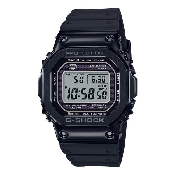 (4月新商品)(4月19日発売予定)(国内正規品)(カシオ)CASIO 腕時計 GMW-B5000G-1JF (ジーショック)G-SHOCK メンズ Bluetooth搭載(樹脂バンド 電波ソーラー デジタル)