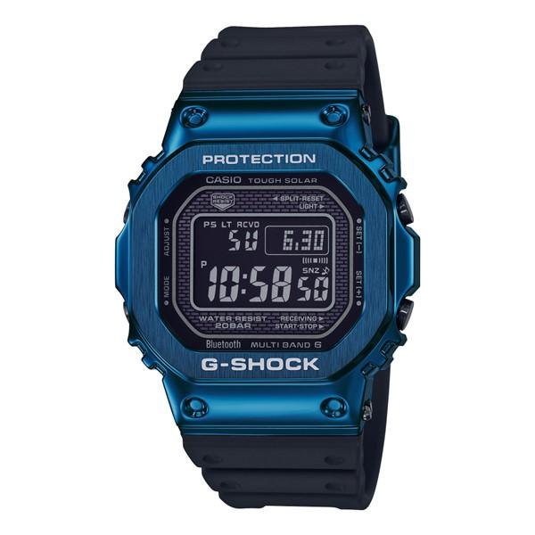 (4月新商品)(4月19日発売予定)(国内正規品)(カシオ)CASIO 腕時計 GMW-B5000G-2JF (ジーショック)G-SHOCK メンズ Bluetooth搭載(樹脂バンド 電波ソーラー デジタル)