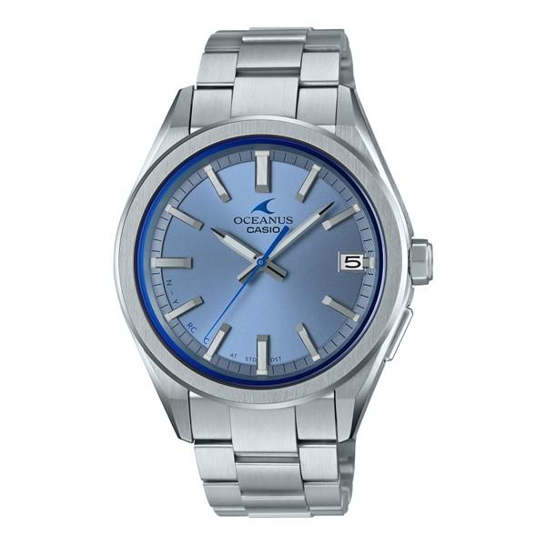 (4月新商品)(4月12日発売予定)(国内正規品)(カシオ)CASIO 腕時計 OCW-T200S-2AJF (オシアナス)OCEANUS メンズ Bluetooth搭載(ステンレスバンド GPS電波ソーラー アナログ)