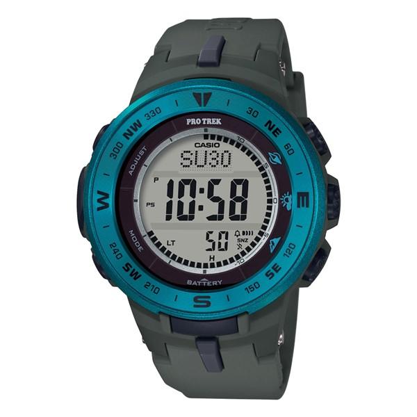 (3月新商品)(国内正規品)(カシオ)CASIO 腕時計 PRG-330-2AJF PROTREK(プロトレック) メンズ レディース(樹脂バンド ソーラー デジタル)