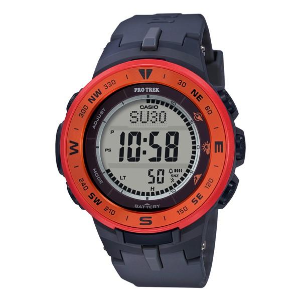(3月新商品)(国内正規品)(カシオ)CASIO 腕時計 PRG-330-4AJF PROTREK(プロトレック) メンズ レディース(樹脂バンド ソーラー デジタル)
