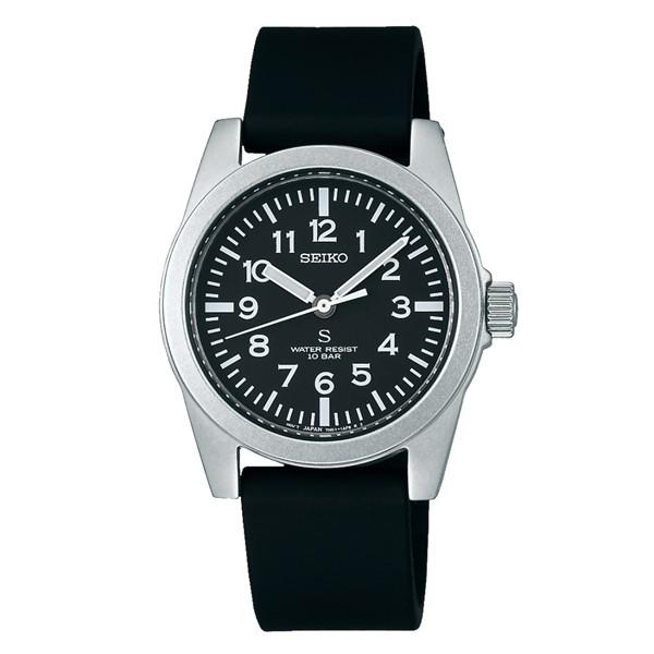 (4月新商品)(4月19日発売予定)(国内正規品) (セイコー)SEIKO 腕時計 SCXP155 セイコーセレクション メンズ SUSデザイン復刻モデル nano・universe 流通限定(樹脂バンド クオーツ アナログ)