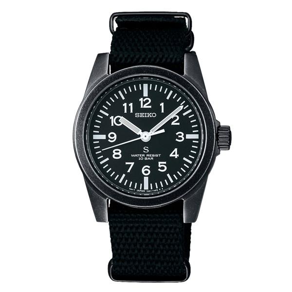 (4月新商品)(4月19日発売予定)(国内正規品) (セイコー)SEIKO 腕時計 SCXP159 セイコーセレクション メンズ SUSデザイン復刻モデル nano・universe 流通限定(ナイロンバンド クオーツ アナログ)