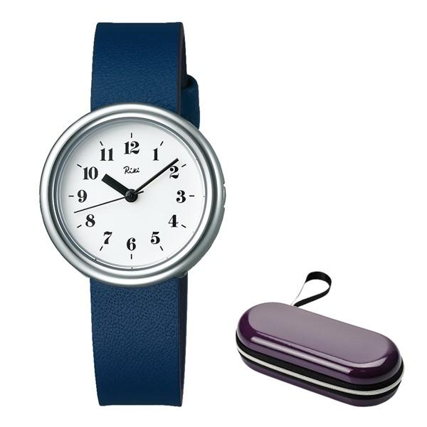 (3月新商品)(時計ケースセット)(国内正規品)(セイコー)SEIKO 腕時計 AKQK448 (アルバ リキ)ALBA Riki レディース(牛革バンド クオーツ アナログ)