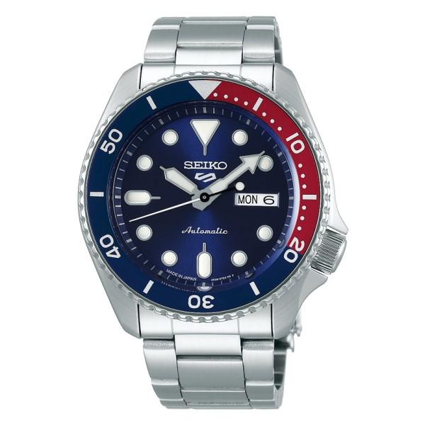 (国内正規品)(セイコー)SEIKO 腕時計 SBSA003 (5スポーツ)SEIKO 5 SPORTS メカニカル Sports 流通限定モデル(ステンレスバンド 自動巻き(手巻付) アナログ)