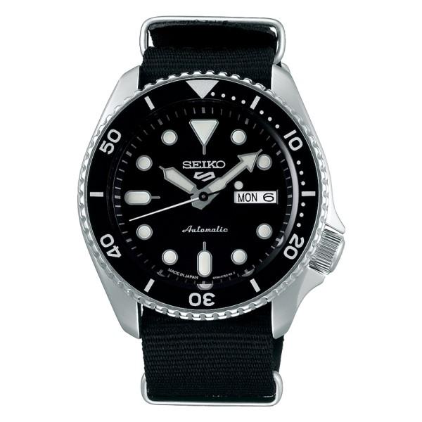 (国内正規品)(セイコー)SEIKO 腕時計 SBSA021 (5スポーツ)SEIKO 5 SPORTS メカニカル Sports 流通限定モデル(ナイロンバンド 自動巻き(手巻付) アナログ)