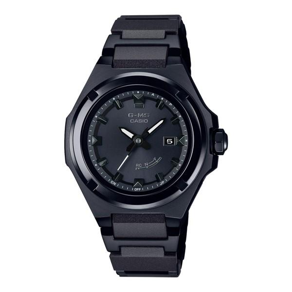 (国内正規品)(カシオ)CASIO 腕時計 MSG-W300CB-1AJF (ベビーG)BABY-G レディース G-MS(コンポジットバンド 電波ソーラー アナログ)
