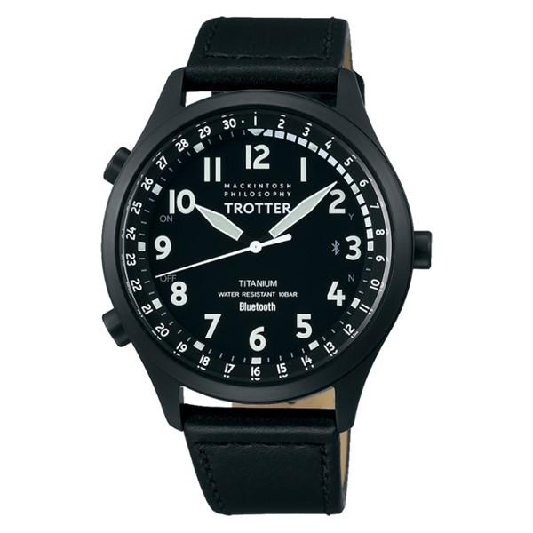 (11月新商品)(国内正規品)(セイコー) 腕時計 SEIKO FCZB997 (マッキントッシュ フィロソフィー)MACKINTOSH PHILOSOPHY トロッター メンズ Bluetooth搭載(牛革バンド クオーツ アナログ)