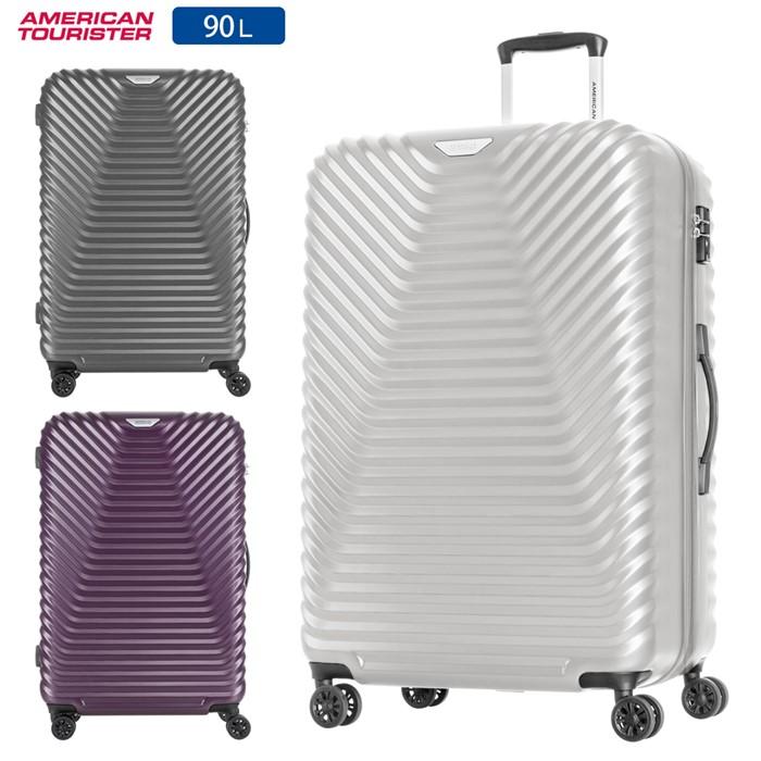 アメリカンツーリスター American Tourister スーツケース 90L SKY COVE スピナー76/28 GE4*010(ラッピング不可)